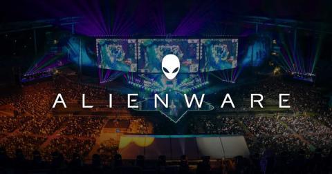 Alienware Riot Games - League of Legends