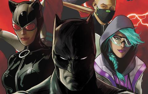 Batman y Fornite