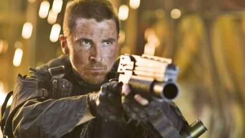 Christian Bale en Terminator Salvation