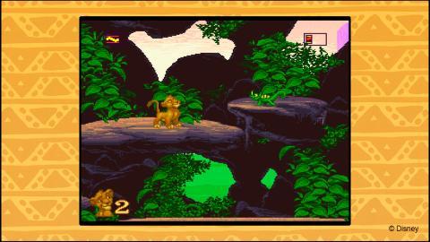 Disney Classic Games: Aladdin y El rey león