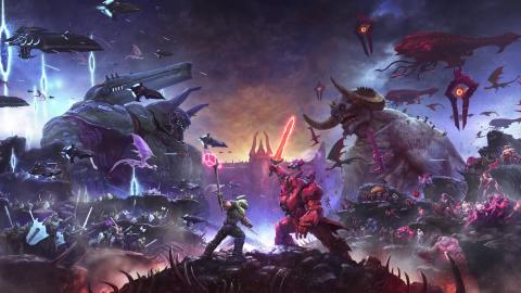Doom Eternal Los Dioses Antiguos parte 2