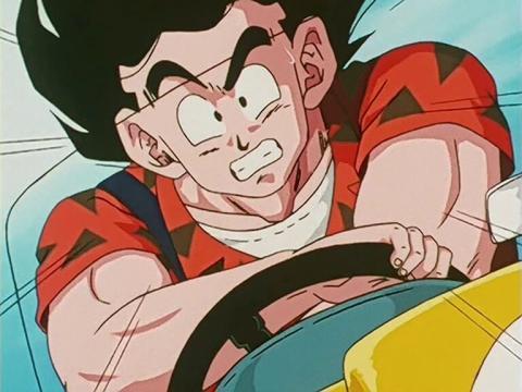 Dragon Ball Z capítulo 125 - Análisis y curiosidades del mítico episodio del carnet de conducir