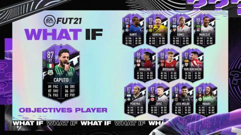 FIFA 21 FUT What if Caputo