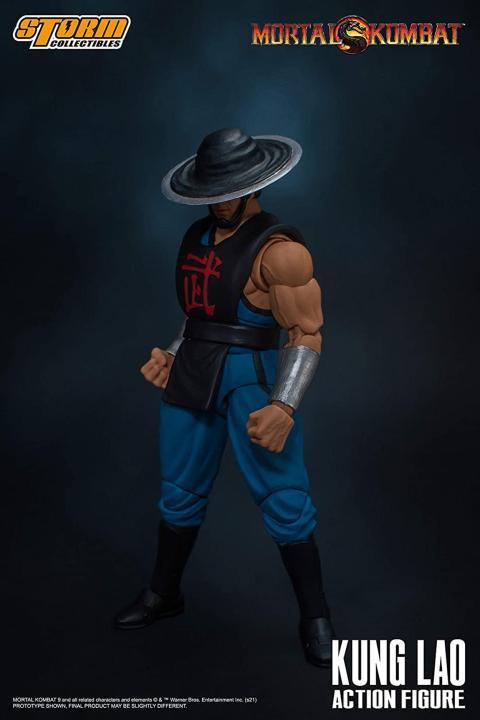 Figuras articuladas Mortal Kombat