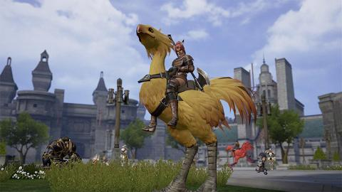 Final Fantasy 11 moviles