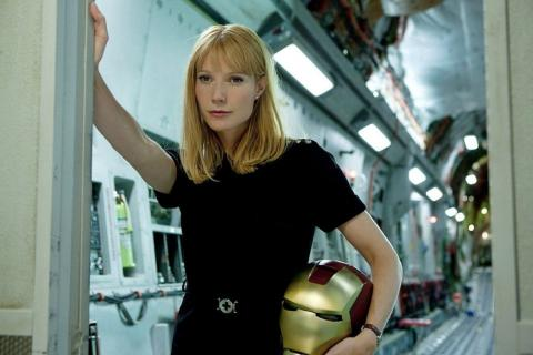 Gwyneth Paltrow como Pepper Potts en el Universo Cinematográfico Marvel