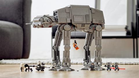 AT-AT Lego
