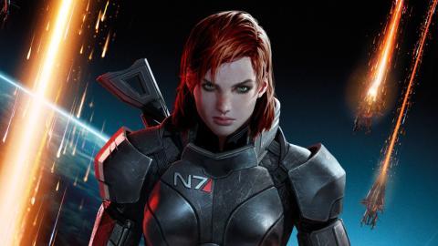 Mass Effect fem Shepard