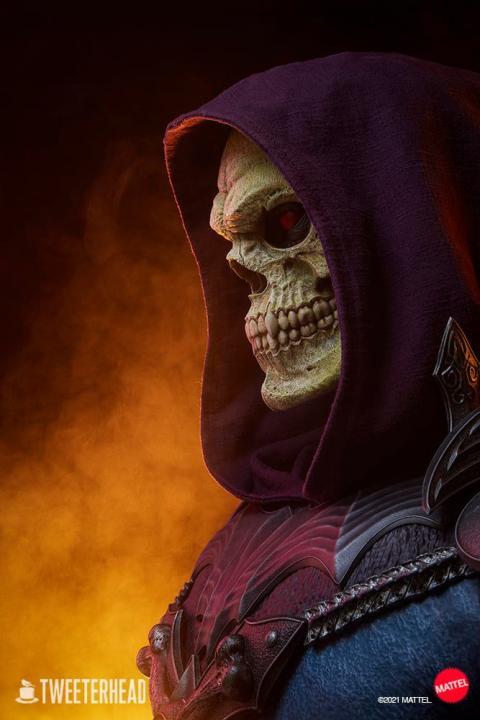 Masters del Universo - Busto de Skeletor
