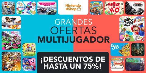 Ofertas multijugador de Nintendo