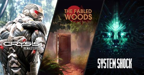 Tres nuevos juegos con NVIDIA DSLL