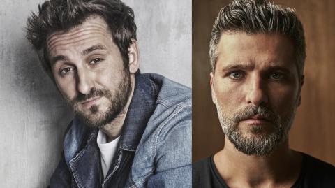 Raúl Arévalo y Bruno Gagliasso protagonizarán Santo, la nueva serie policiaca de Netflix