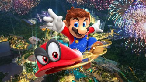 Super Nintendo World Epic Universe Orlando