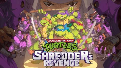 Tortugas Ninja Shredder's Revenge