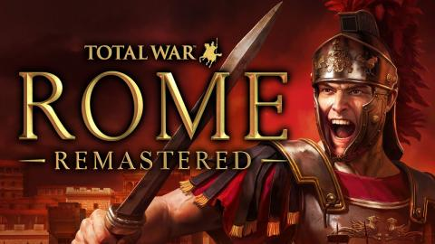 Total War Rome Remastered