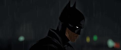 The Batman - Teaser fan animado