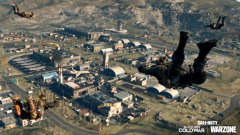 Call of Duty Warzone temporada 3 Verdansk '84