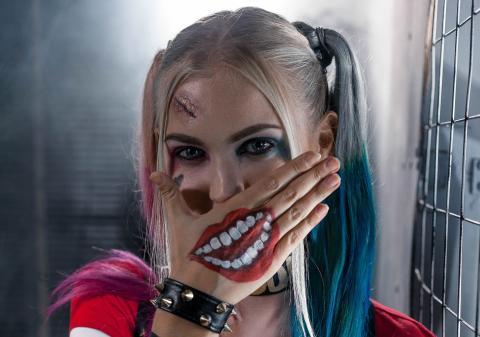 Cosplay de Harley Quinn