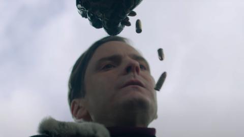 Daniel Brühl como Barón Zemo (Marvel Studios)