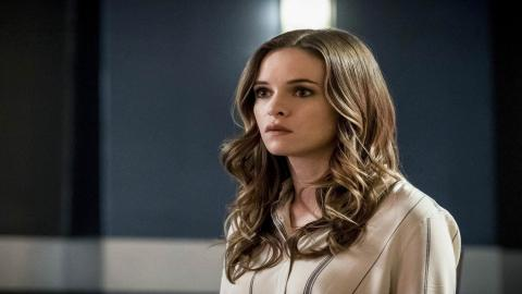 Danielle Panabaker, actriz de The Flash
