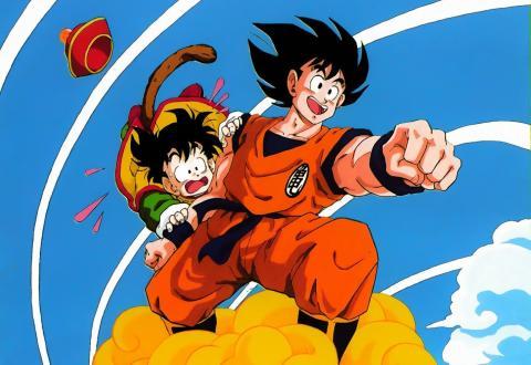 Dragon Ball - Akira Toriyama desvela más secretos sobre la nube Kinton