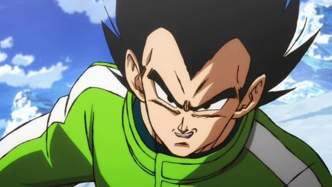 Dragon Ball - ¿Desvelada una nueva transformación de Vegeta?