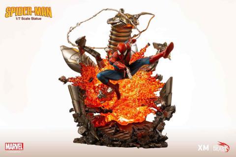 Figura de Spider-Man Impact Series