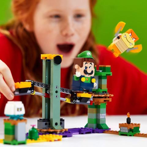 LEGO Mario Set de Luigi