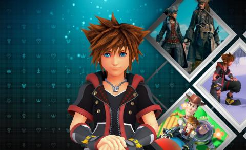 Kingdom Hearts Lote All In One