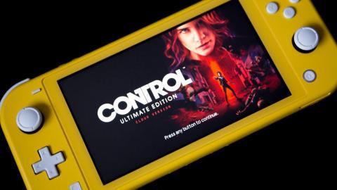 Nintendo Switch Cloud Gaming