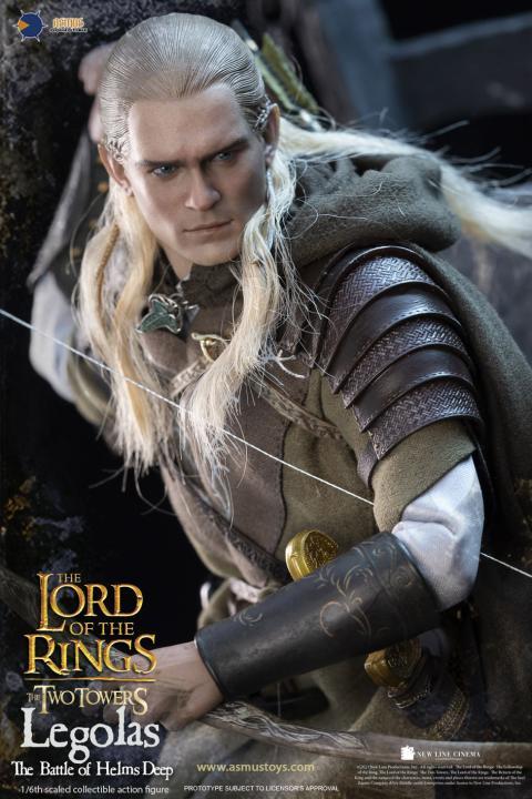 El Señor de los Anillos - Legolas - Asmus Toys