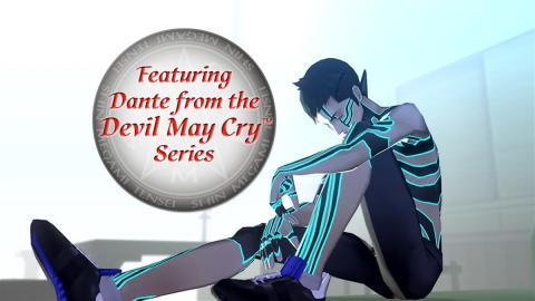 Shin Megami Tensei III Nocturne Featuring Dante