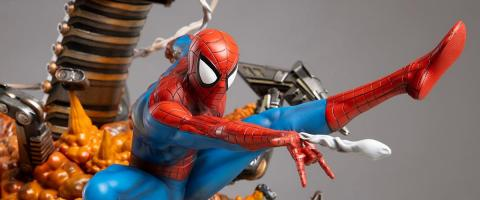Spider-Man Impact Series