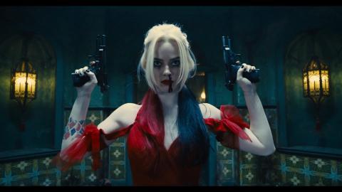The Suicide Squad El Escuadrón Suicida Harley Quinn