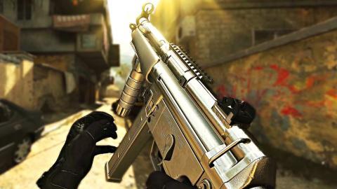 La mejor MP5 de COD Warzone