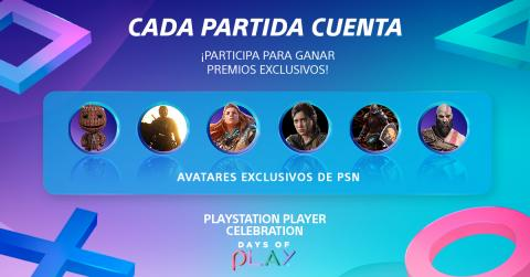 Days of Play PS4 y PS5
