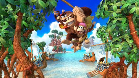 Nuevo juego de Donkey Kong