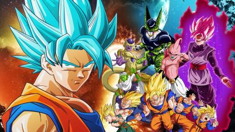 App oficial de Dragon Ball