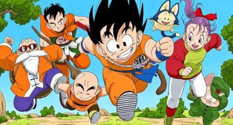 Dragon Ball - Son Goku y sus amigos