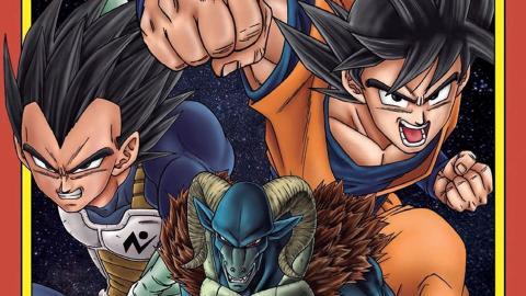 Dragon Ball Super - Portada y fecha de los números 53 y 54 de la Serie Roja de Planeta Cómic