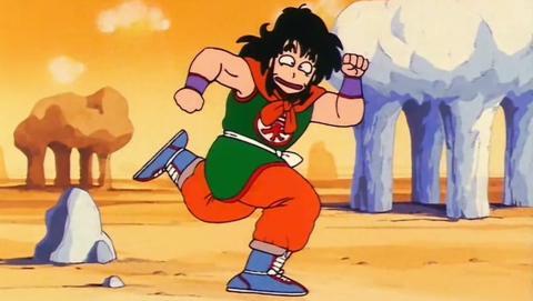 Dragon Ball - Yamcha