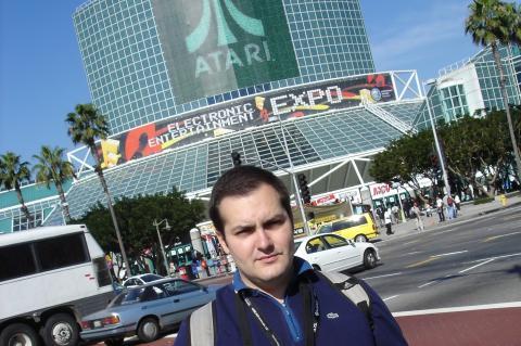 E3 2005 Alberto Lloret