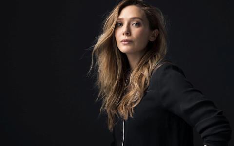 La actriz Elizabeth Olsen