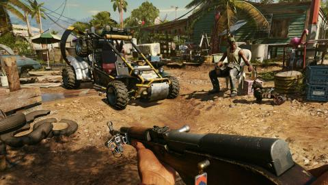 Far Cry 6 EMBARGO