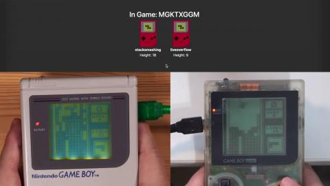 Game Boy Online