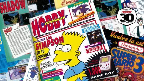 Hobby Consolas número 1