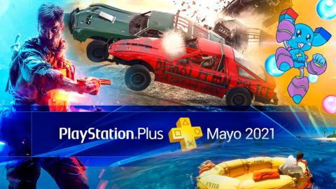 Juegos PS Plus mayo 2021