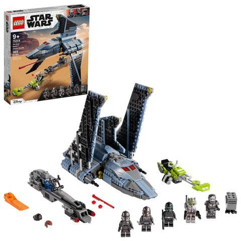 LEGO Star Wars: Lanzadera de ataque de la Remesa mala