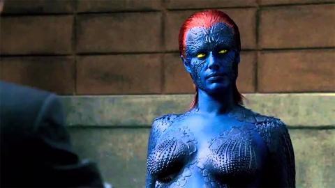 Mistica en X-Men