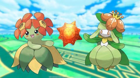 Pokemon Go Piedra Solar
